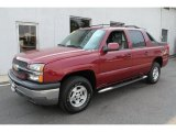 2005 Chevrolet Avalanche LT 4x4 Data, Info and Specs