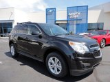 2011 Black Granite Metallic Chevrolet Equinox LT AWD #51479005