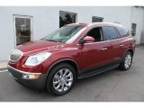 2010 Red Jewel Tintcoat Buick Enclave CXL AWD #51478791