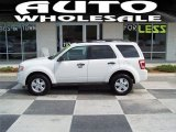 2009 Oxford White Ford Escape XLT V6 #51479243