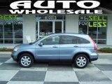 2008 Glacier Blue Metallic Honda CR-V EX-L 4WD #51479244