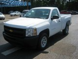 2011 Summit White Chevrolet Silverado 1500 Regular Cab #51479448