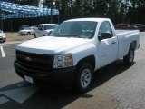 2011 Summit White Chevrolet Silverado 1500 Regular Cab #51479449