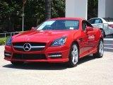 2012 Mercedes-Benz SLK Mars Red
