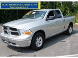 2011 Bright Silver Metallic Dodge Ram 1500 SLT Quad Cab 4x4 #51478596