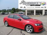 2009 Liquid Red Pontiac G8 GT #51479275