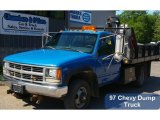 1997 Chevrolet C/K 3500 K3500 Regular Cab 4x4 Chassis Data, Info and Specs