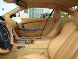 Aston Martin Virage Interiors