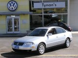 2003 Reflex Silver Metallic Volkswagen Passat GLS Sedan #5126417