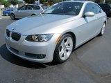 2008 Titanium Silver Metallic BMW 3 Series 335i Coupe #51478908