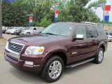 2006 Dark Cherry Metallic Ford Explorer Limited 4x4 #51479524