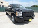 2009 Black Chevrolet Silverado 1500 LT Extended Cab #51479083