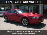 2003 Redfire Metallic Ford Mustang GT Coupe #51478915