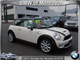 2007 Pepper White Mini Cooper S Hardtop #51479099