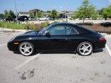 2002 Porsche 911 Basalt Black Metallic