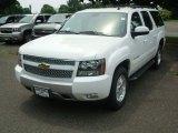 2011 Summit White Chevrolet Suburban LT 4x4 #51478964
