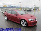 2009 Sport Red Metallic Pontiac G8 GT #51479563