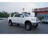 2011 Super White Toyota Tundra CrewMax 4x4 #51478979