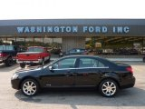 2008 Black Lincoln MKZ AWD Sedan #51479151