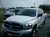 2006 Bright White Dodge Ram 1500 SLT Mega Cab #51479394