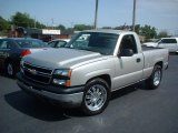2006 Silver Birch Metallic Chevrolet Silverado 1500 LS Regular Cab #51479399