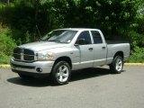 2006 Bright Silver Metallic Dodge Ram 1500 ST Quad Cab 4x4 #51542135