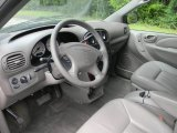 2003 Chrysler Town & Country LXi Taupe Interior