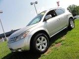 2007 Brilliant Silver Metallic Nissan Murano SL AWD #51541899