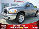 2006 Mineral Gray Metallic Dodge Ram 1500 SLT Quad Cab #51542080