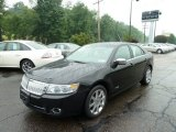 2008 Black Lincoln MKZ AWD Sedan #51542083