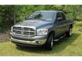 2007 Mineral Gray Metallic Dodge Ram 1500 SLT Quad Cab #51542164