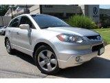 2008 Alabaster Silver Metallic Acura RDX Technology #51542030