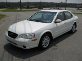 2001 Nissan Maxima GXE Data, Info and Specs