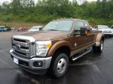 2011 Ford F350 Super Duty Lariat SuperCab 4x4 Dually Data, Info and Specs