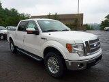 2011 White Platinum Metallic Tri-Coat Ford F150 XLT SuperCrew 4x4 #51542037