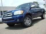 2005 Spectra Blue Mica Toyota Tundra SR5 Double Cab #51541924