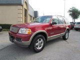 2002 Ford Explorer Toreador Red Metallic