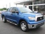 2007 Blue Streak Metallic Toyota Tundra SR5 Double Cab #51542281