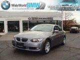 2009 Space Grey Metallic BMW 3 Series 328xi Coupe #51541960