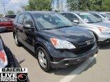2008 Nighthawk Black Pearl Honda CR-V LX 4WD #51568886