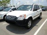 2005 Honda CR-V LX Data, Info and Specs