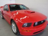 2007 Torch Red Ford Mustang GT Premium Coupe #51576253