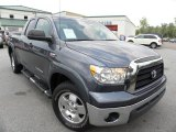2008 Slate Gray Metallic Toyota Tundra SR5 TRD Double Cab #51576145