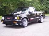 GMC Syclone Colors