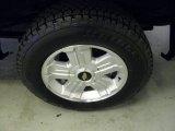 2008 Chevrolet Silverado 1500 Z71 Extended Cab Wheel