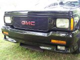 GMC Syclone 1991 Badges and Logos