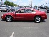 2003 Chrysler 300 Inferno Red Pearlcoat