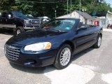 2004 Chrysler Sebring Deep Sapphire Blue Pearl