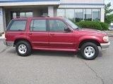 1995 Ford Explorer Toreador Red Metallic