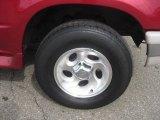 1995 Ford Explorer XLT 4x4 Wheel